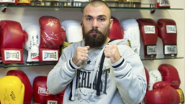 Boxer Mike Towell's brain bleed 'contributed' to death