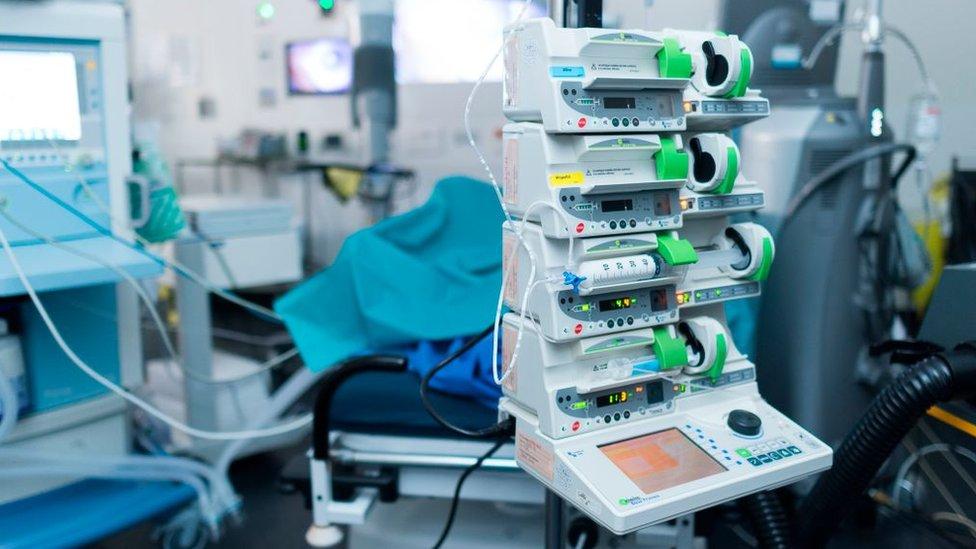 Se considera que el uso de la anestesia es tanto un arte como una ciencia.
