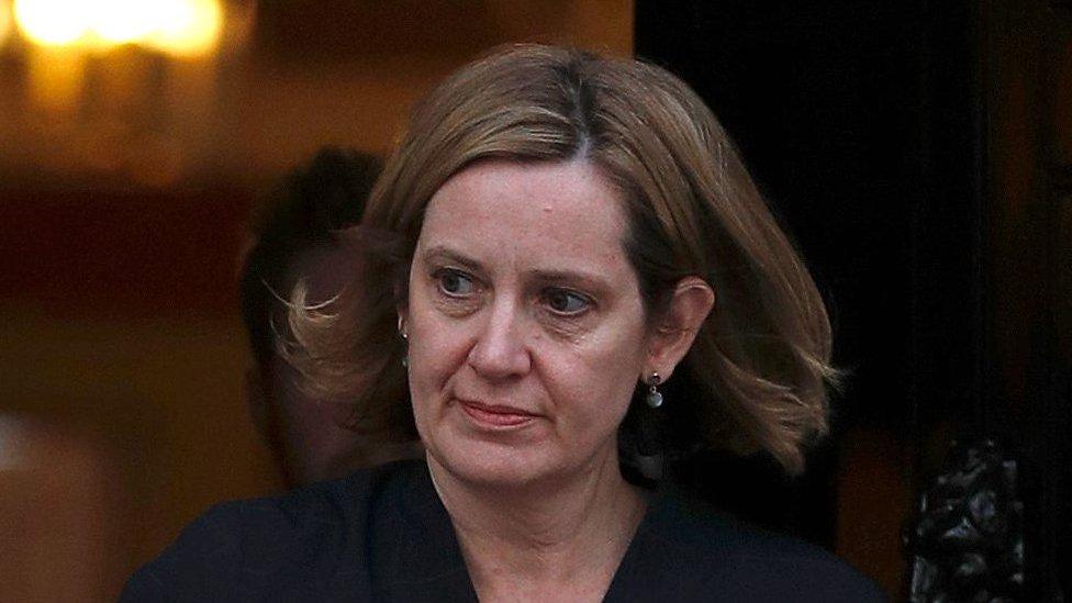Ministarka policije Amber Rud podnela ostavku zbog imigranata