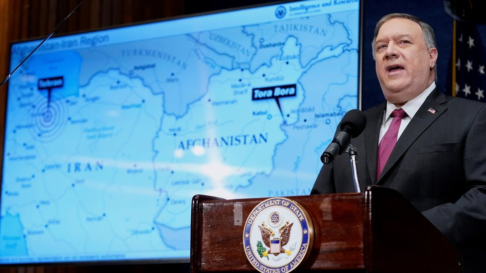 Al-Qaeda: Pompeo says Iran is jihadist network's 'new home base' thumbnail