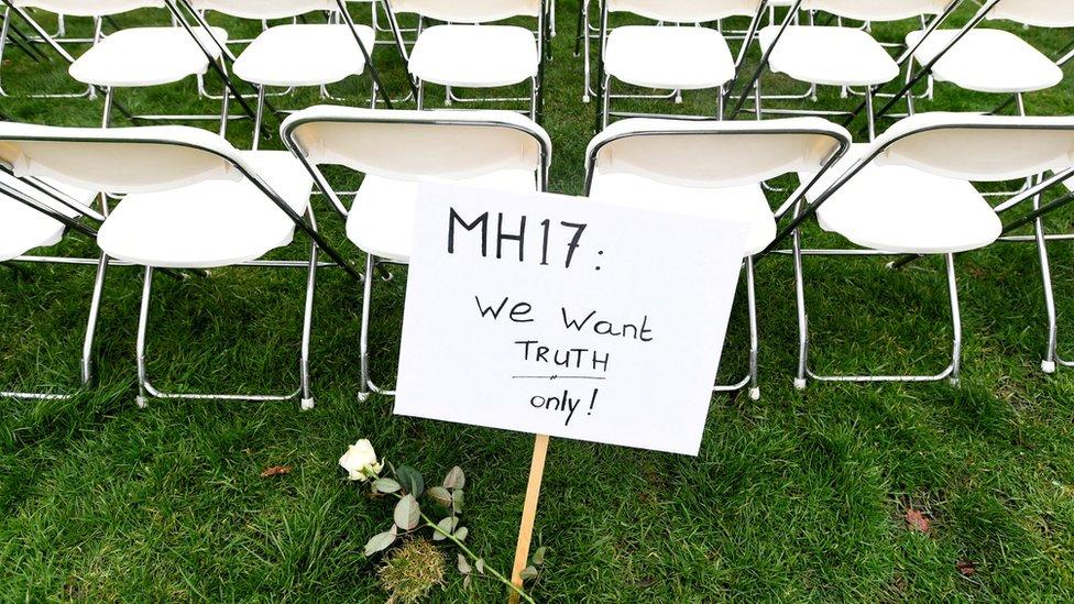Суд по делу MH17 отказался рассматривать версии, не связанные с российским