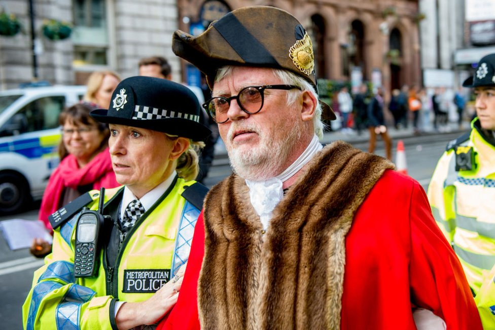 Mayor of Woodbridge Eamonn O'Nolan