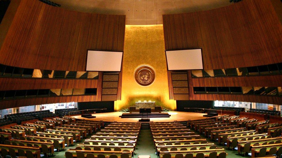 Veja aqui a transmissão ao vivo do discurso de Bolsonaro na Assembleia Geral da ONU