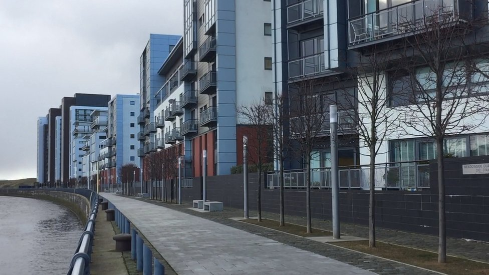 Glasgow Harbour developer to pay for replacement cladding