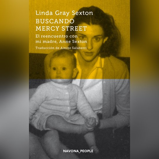 "Portada del libro ""Buscando Mercy Street"""