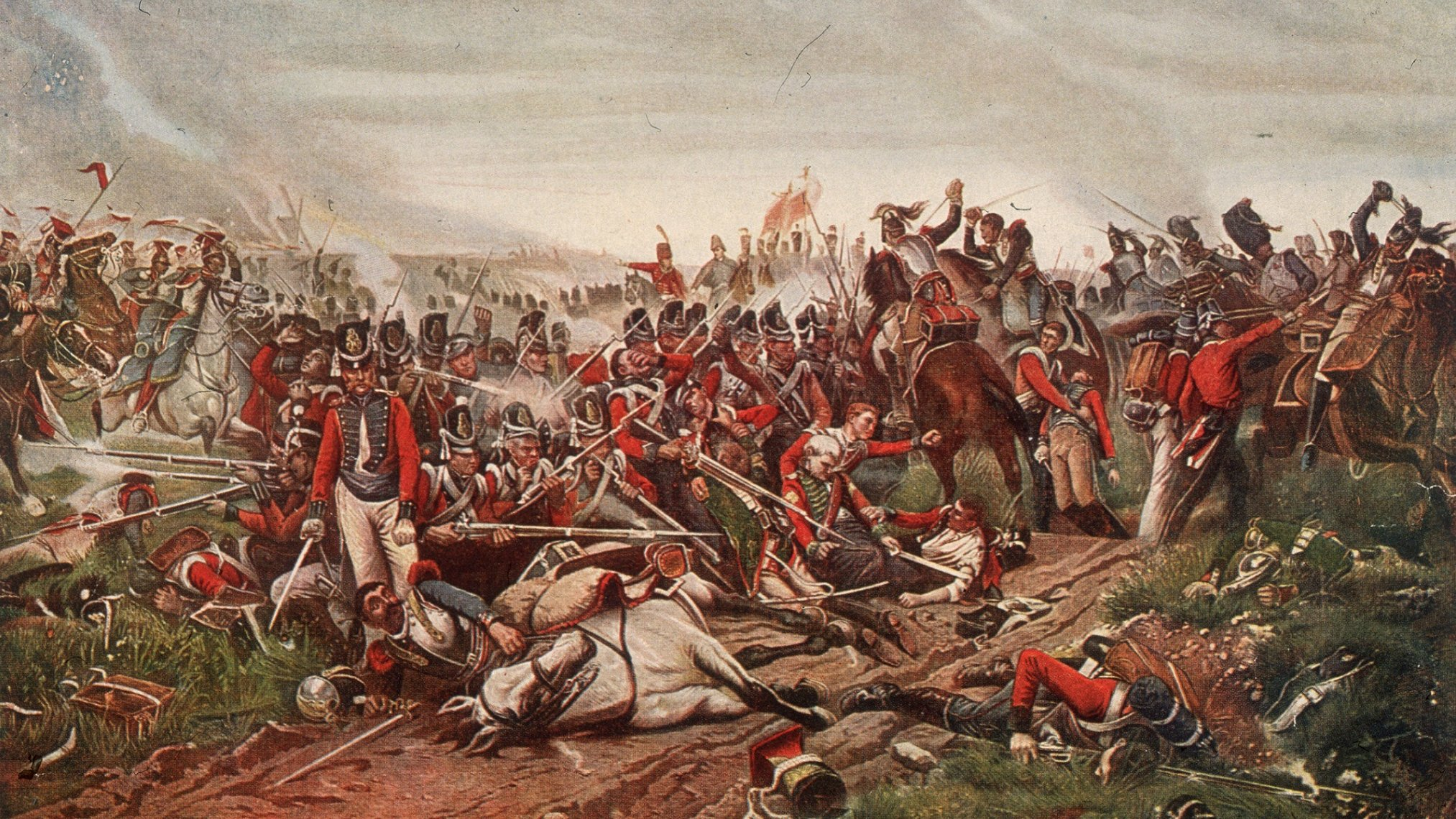 Glasgow to host table-top Waterloo re-enactment