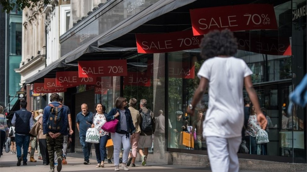 House of Fraser's flagship London store saved