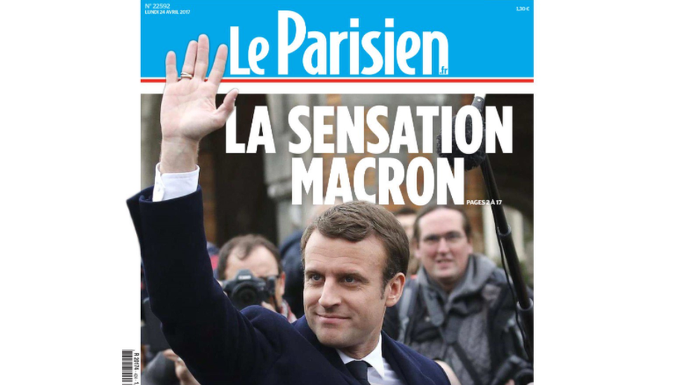 Macron Moves France Into Uncharted Waters Bbc News