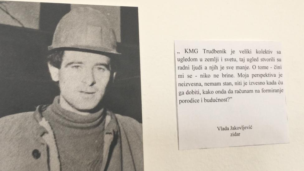 Citati radnika iz novinskog lista Trudbenika