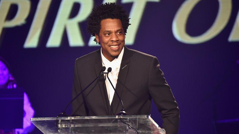 Jay Z Album The Blueprint Officially Culturally Important Bbc News