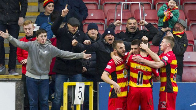 Highlights - Partick Thistle 2-1 Inverness CT