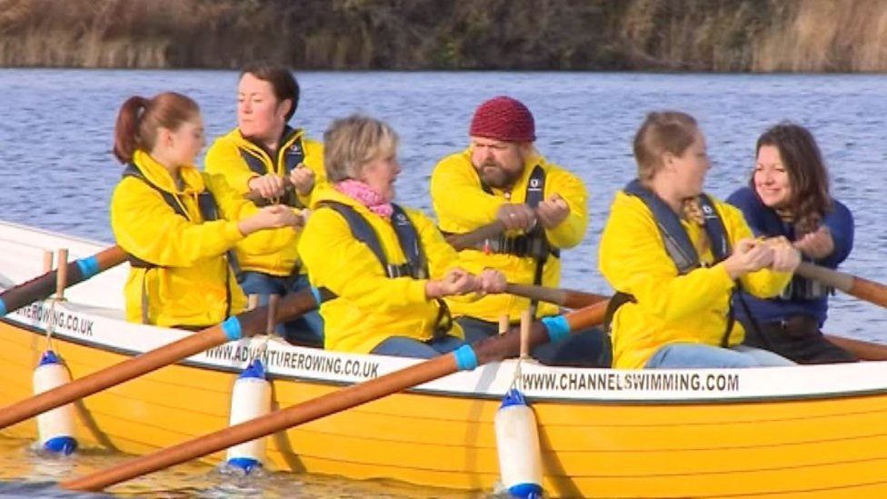 Pilot gig racing has come to East Sussex