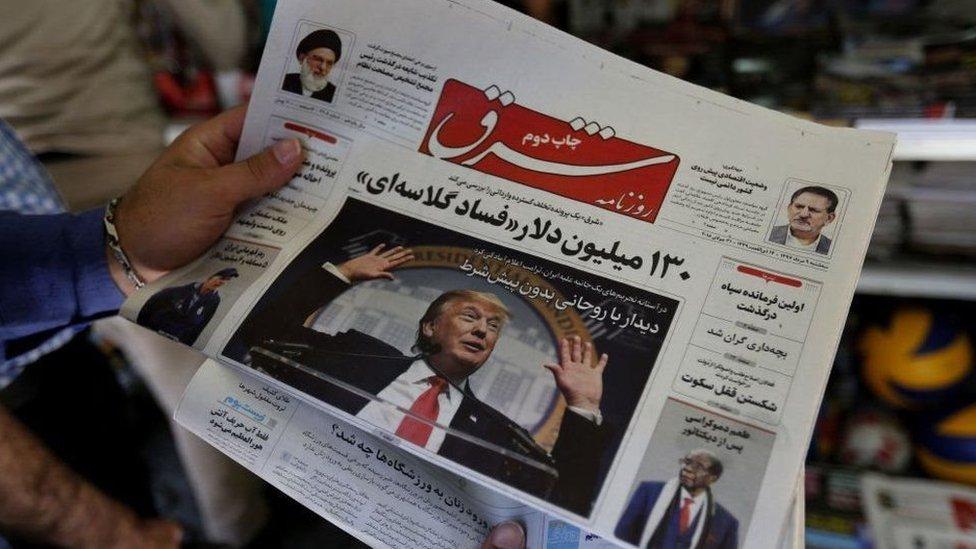 Трамп відновив санкції проти Ірану: чому Євросоюз в гніві