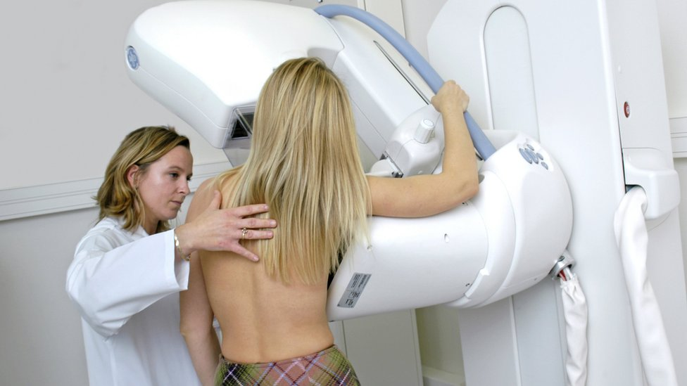 Breast cancer: Scan younger women at risk, charity says
