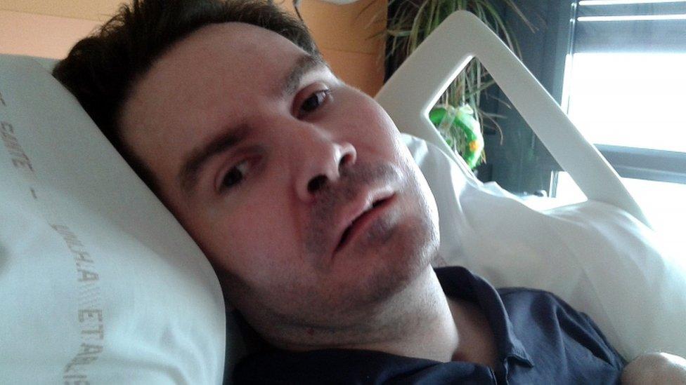 Vincent Lambert: Life support battle to end over tetraplegic