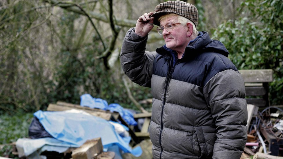 Hampstead Heath hermit's land sells for £154k at auction