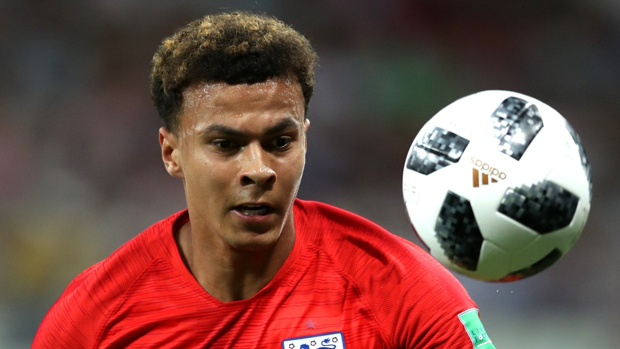 World Cup 2018: England midfielder Dele Alli suffers minor thigh strain