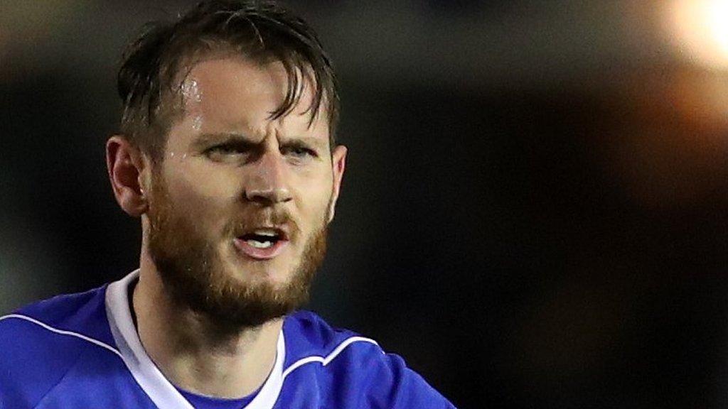 Jonathan Grounds: Bolton Wanderers sign Birmingham City defender on loan