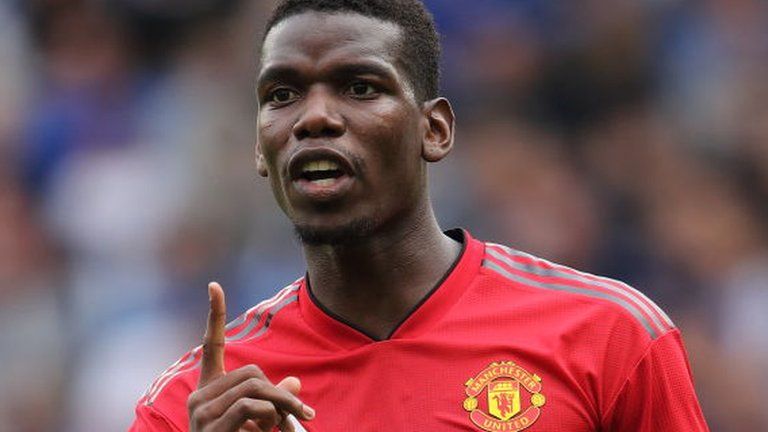 Pogba criticises Man Utd attitude in defeat at Brighton
