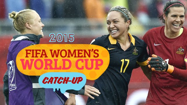 Women's World Cup Catch-Up: Canada march on & Simon stuns Brazil