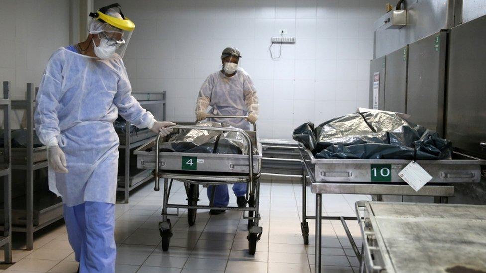 Hospital brasileño