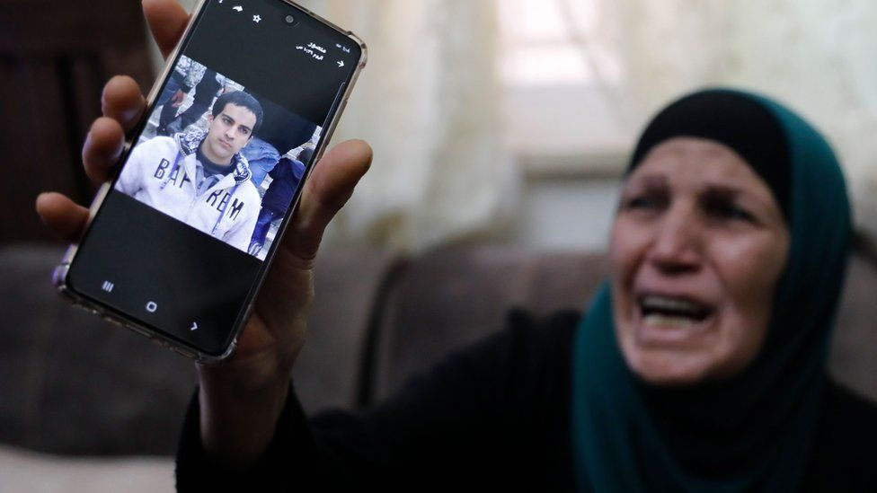 Warga Palestina, penembakan Iyad Halaq