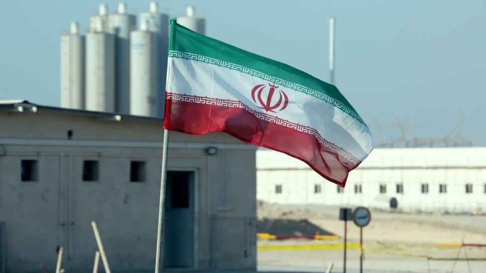 Iran, nuklir, Tehran