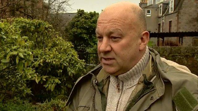 Former Aberdeen midfielder Neale Cooper
