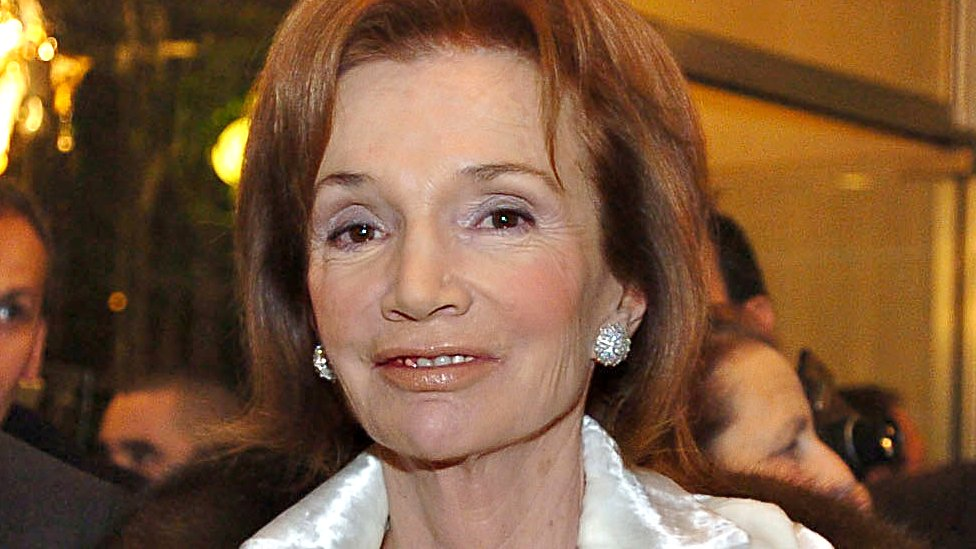 Lee Radziwill: Jackie Kennedy's sister dies aged 85