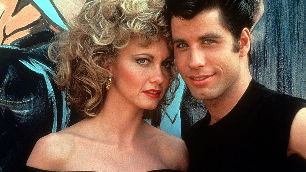 Olivia Newton John S Grease Outfit Fetches 405 700 At Auction Bbc News