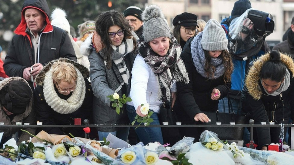 Strasbourg Christmas market shooting: Fifth victim dies