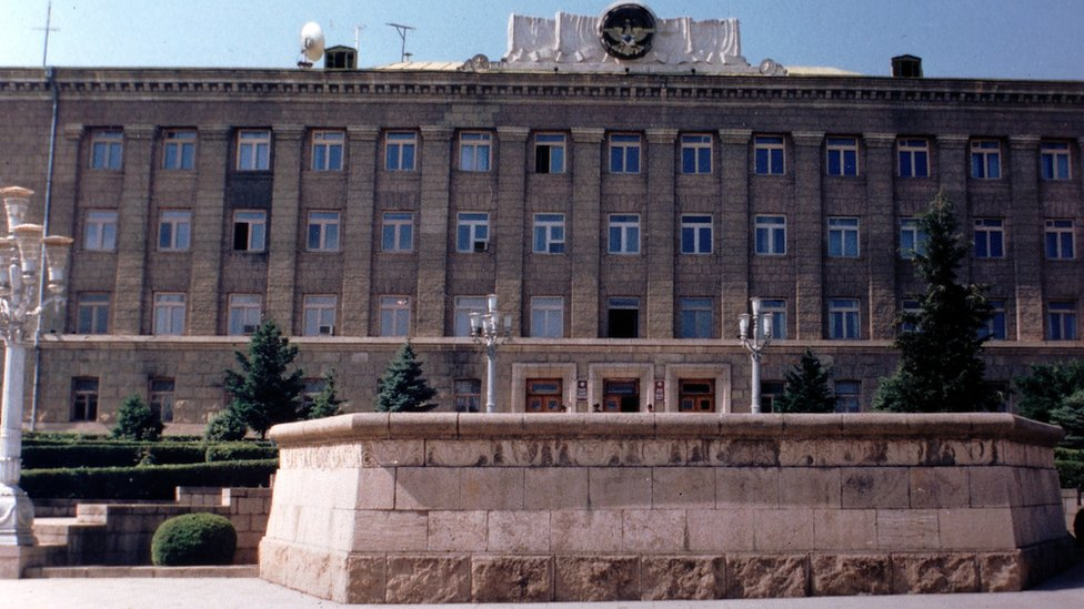 Nagorno-Karabah, 1992. godine