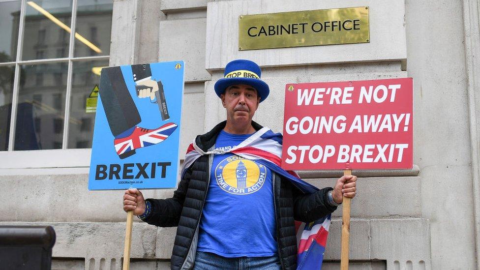 El proceso sobre el Brexit abrió grandes incertidumbres en torno a Reino Unido.