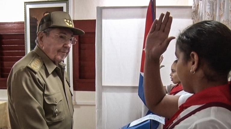 Raúl Castro llegó al poder por la enfermedad de su hermano Fidel.