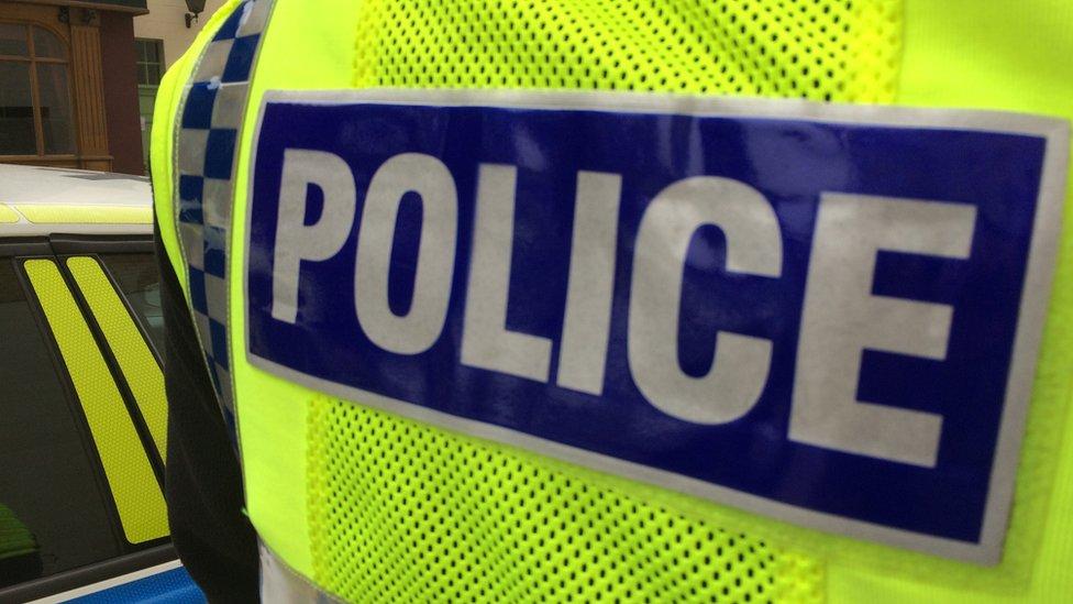 Boy arrested after two men injured