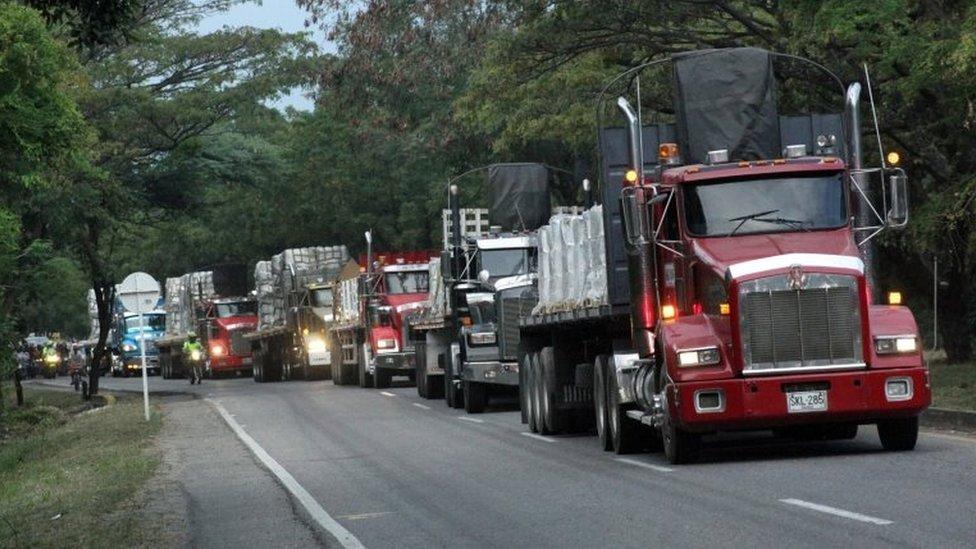 5.000 voluntarios se unen para ingresar la ayuda a Venezuela