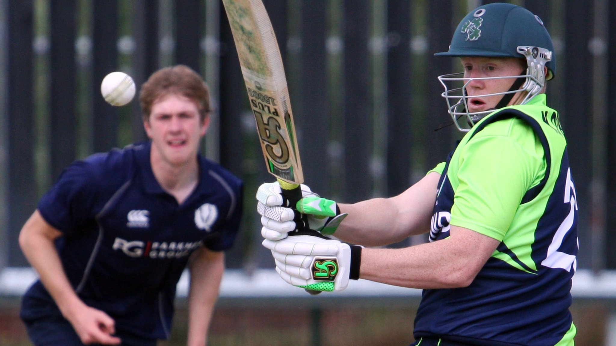 New competition between Irish, Scottish and Dutch city teams is named Euro T20 Slam