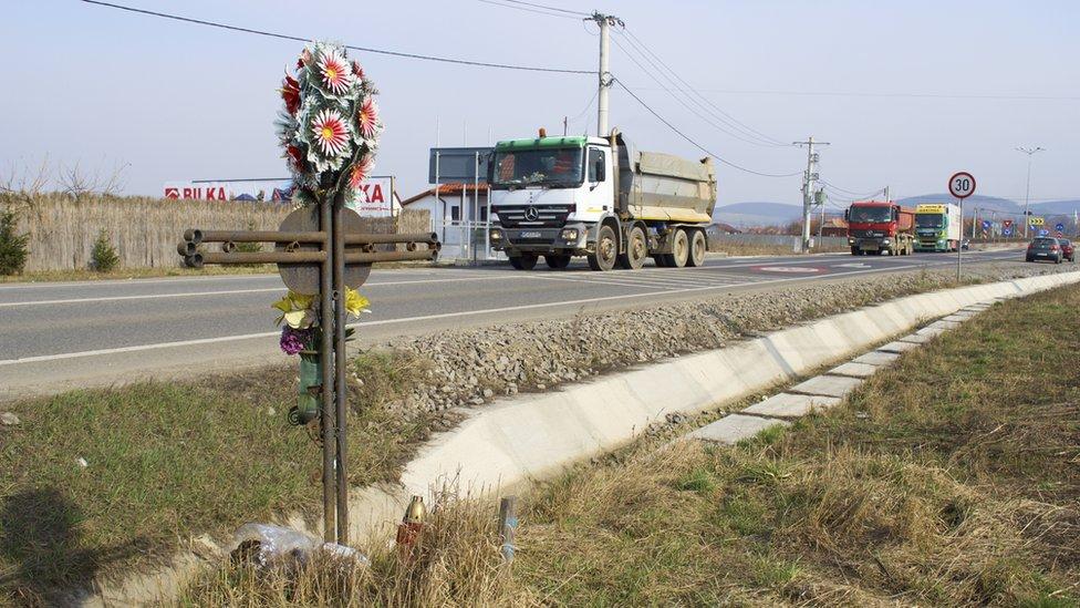 autoput u rumuniji
