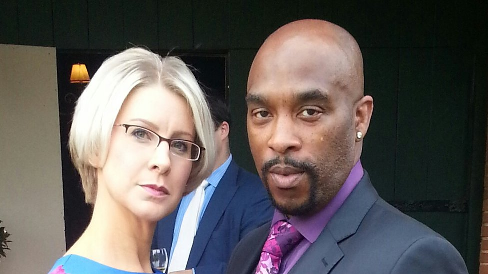 Aimee and Michael Tulloch