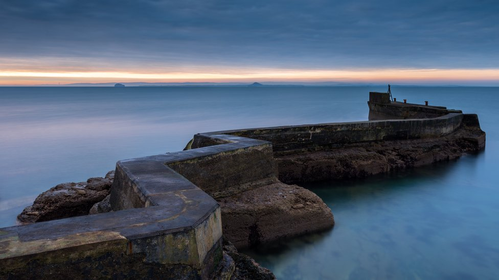 St Monans in Fife