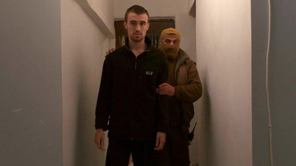 Jack Letts, aka Jihadi Jack, is being held in a Kurdish jail in northern Syria