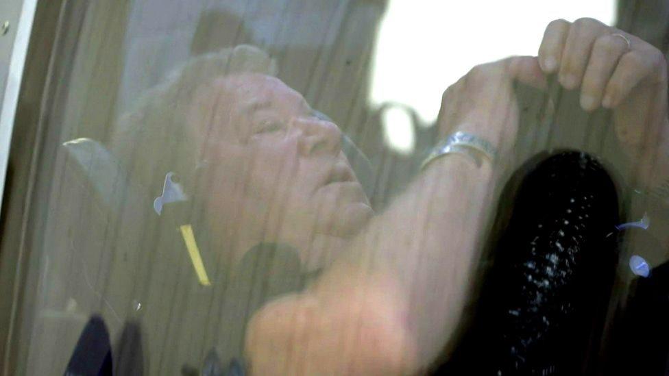 William Shatner ha estado entrenando con Blue Origin