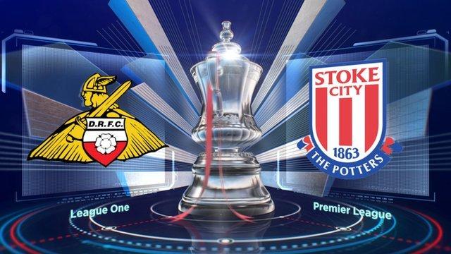 Highlights: Doncaster v Stoke