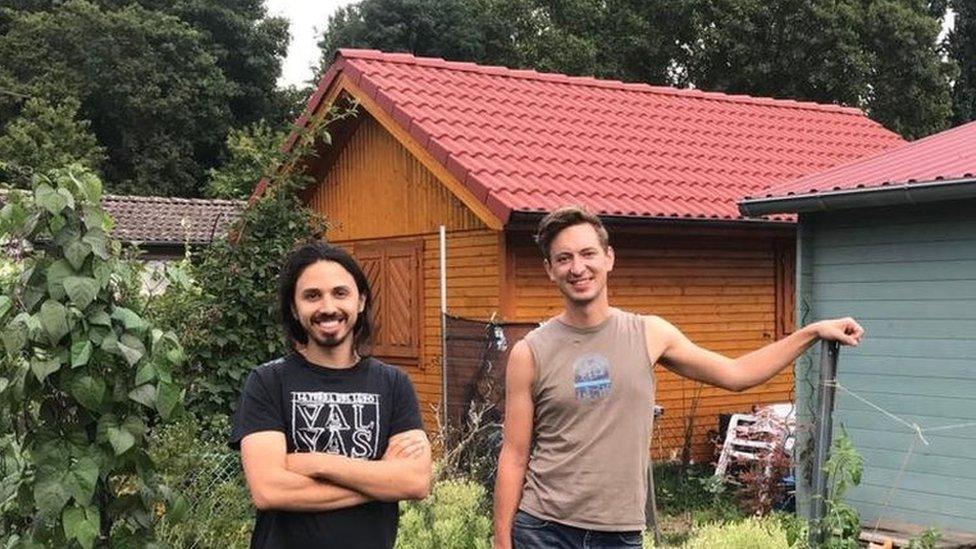 لماذا تجذب حدائق الخضروات آلاف الشباب في ألمانيا؟