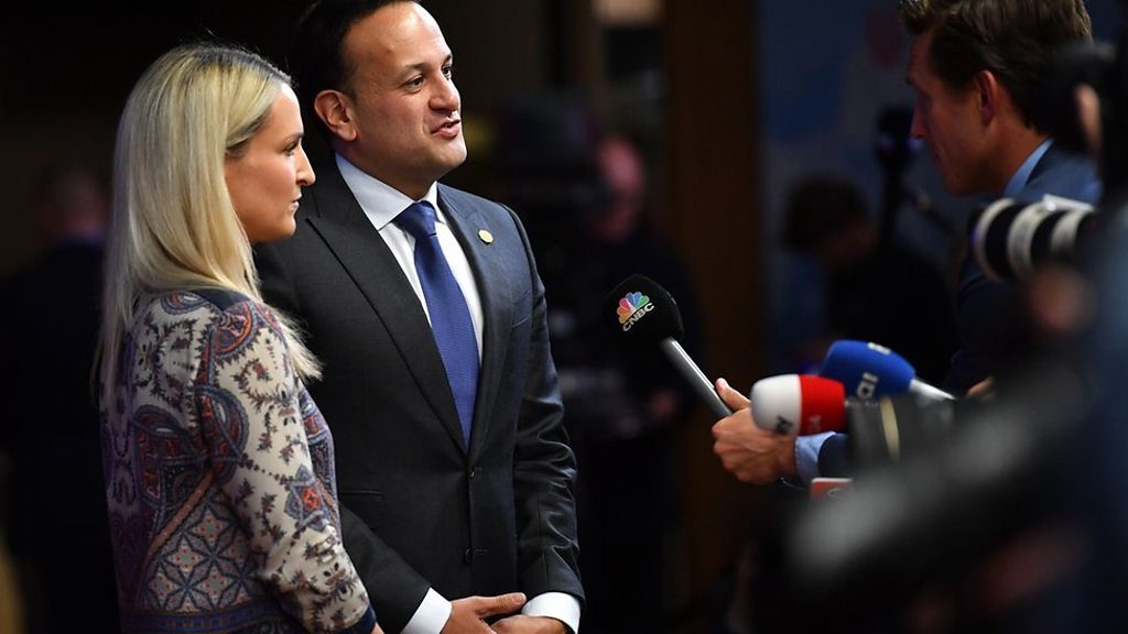 Leo Varadkar: No substitute for a Brexit backstop