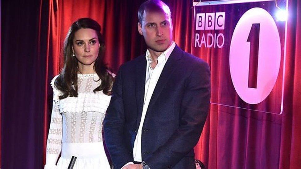 劍橋公爵夫婦
