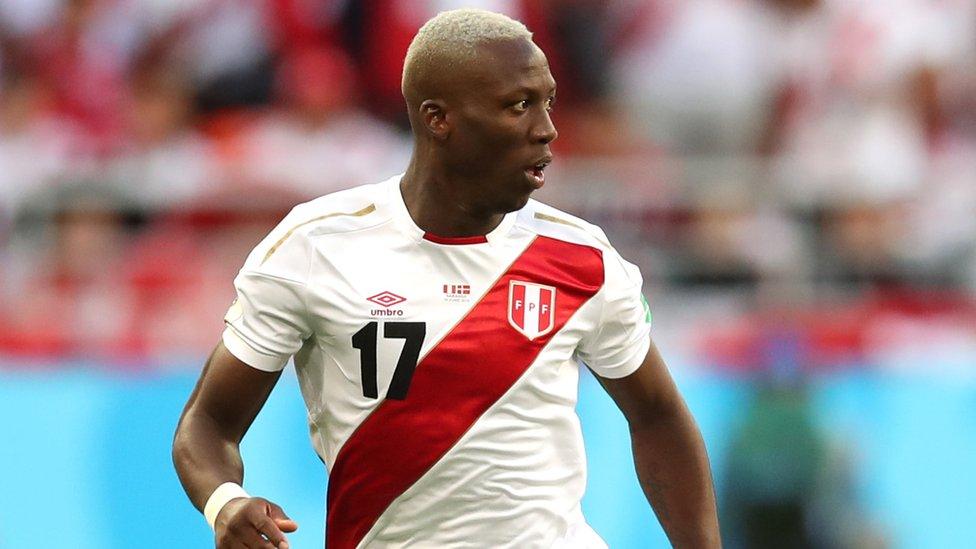 Advíncula fue uno de los jugadores peruanos que llamó más la atención en el pasado Mundial de Rusia 2018.
