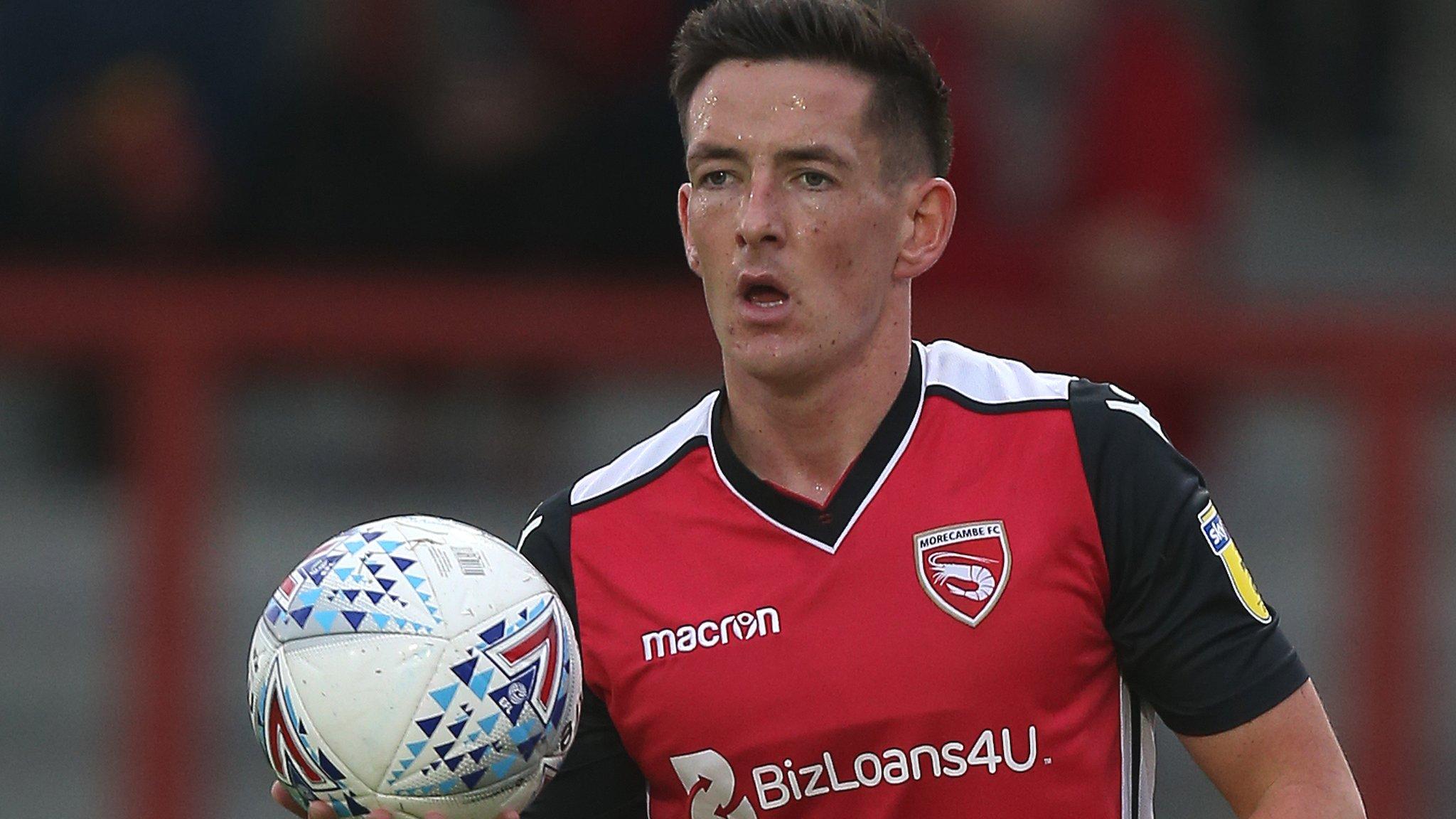 Luke Conlan: Morecambe defender signs new contract