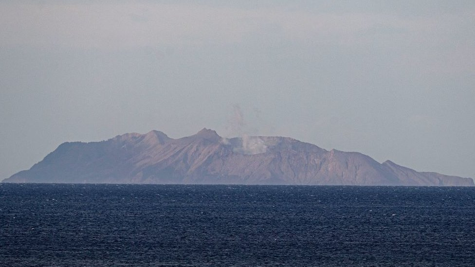 White Island.
