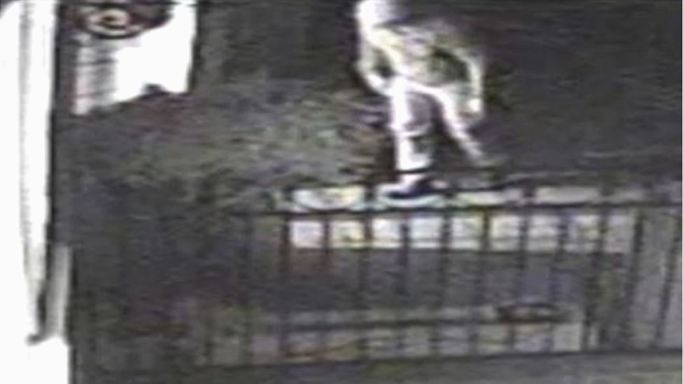 'Night Watcher': Violent armed burglar still at large